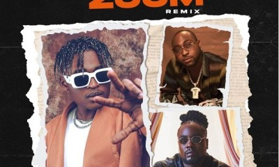 Music: Cheque - Zoom (Remix) ft Davido & Wale