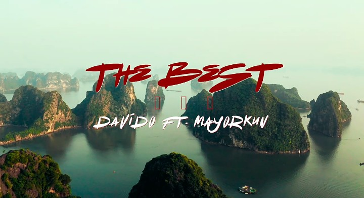 Download Video: Davido - The Best ft Mayorkun