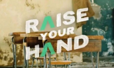 Download Music: Raise Your Hands - Reekado Banks Ft Teni