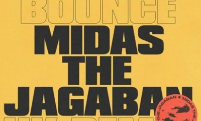 Download Music: Bounce (UK Remix) - Ruger Ft Midas The Jagaban