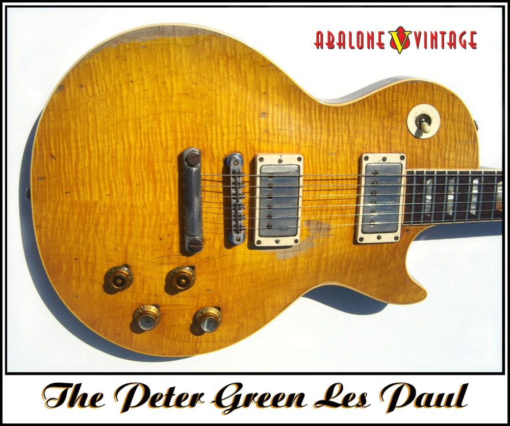 medium resolution of the peter green mod once again peter green les paul wiring diagram