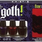 OPI Halloween 2010 – Go Goth!