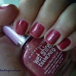 Maybelline Wet Shine Diamonds: Paris