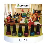 OPI 2011 Holiday – Muppets Collection