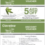 Update: Clavelina Moisturizing Cream Promotion