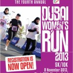 Dubai Women's Run 2013