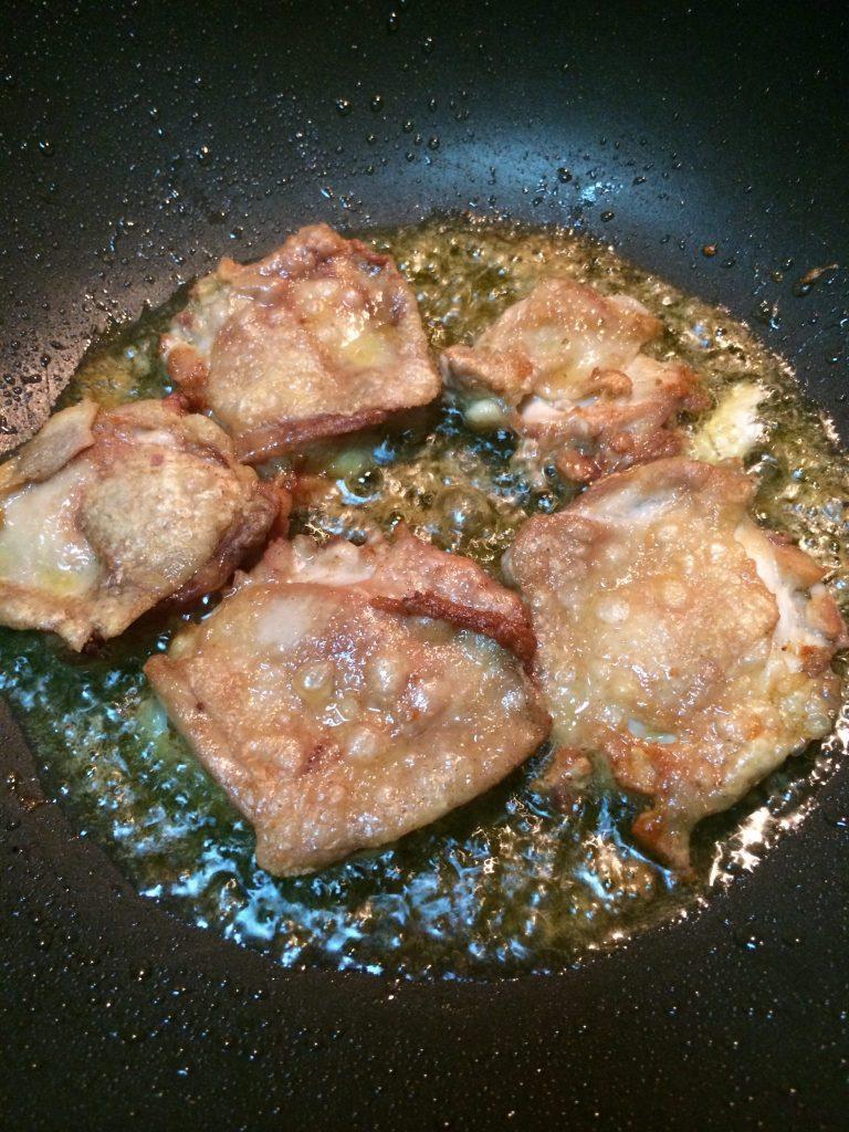 Cracklin Chicken