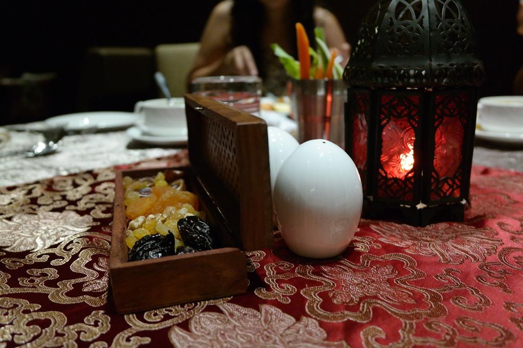 Iftar at Liwan