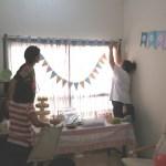 B's 3rd Birthday Party