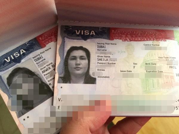 US Visa Application for Filipinos in Dubai | AB and Me
