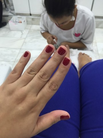 AB&Me_White Room Spa Mani
