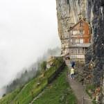 Switzerland: Ebenalp & Berggasthaus Aescher-Wildkirchli