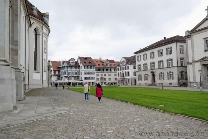 St.Gallen_Courtyard