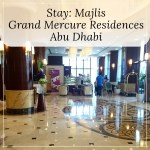 STAY: Majlis Grand Mercure, Abu Dhabi