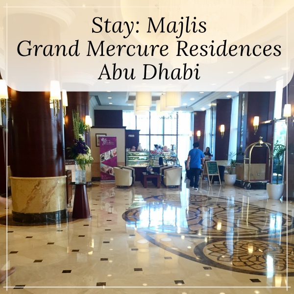 Majlis Grand Mercure Cover