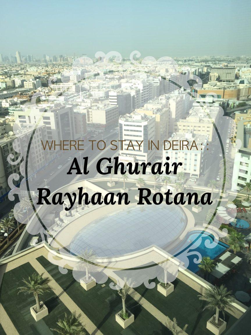 Ghurair Rayhaan Cover