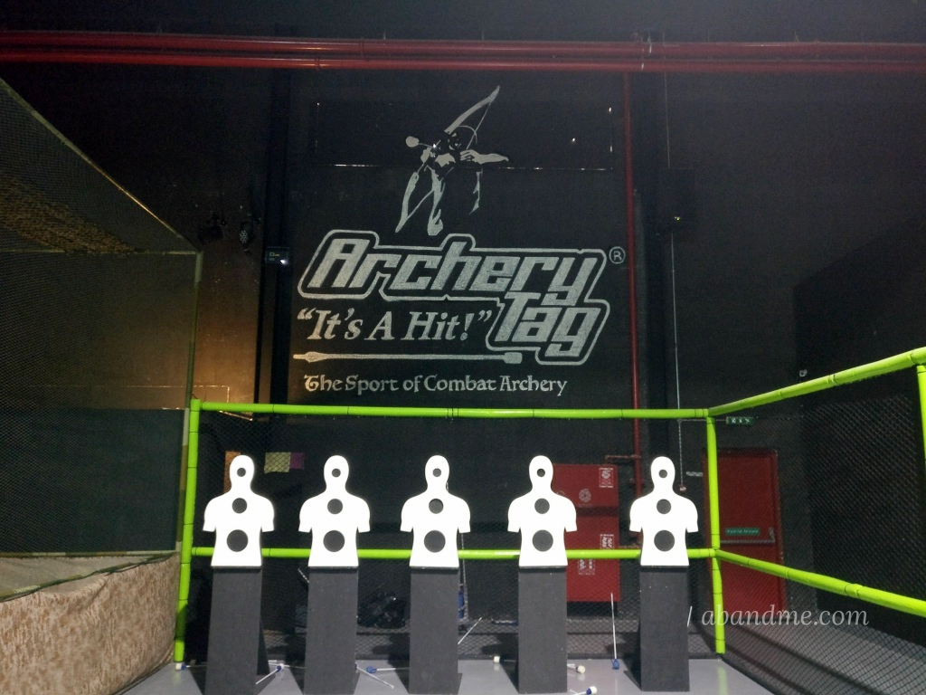 FlipOut Duubai Archery Tag