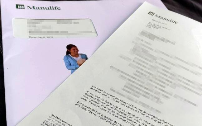 Insurance - Manulife