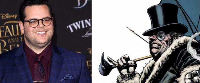Josh Gad podria ser el nuevo Pinguino en 'The Batman'
