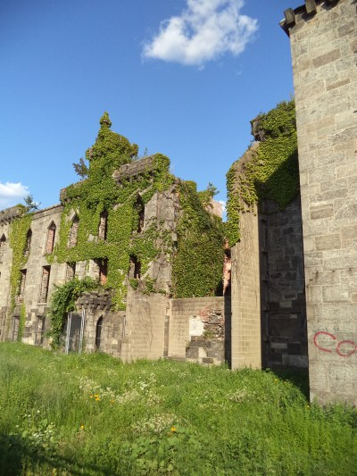 The Smallpox Hospital, or, Renwick Ruin; An Abandoned ...