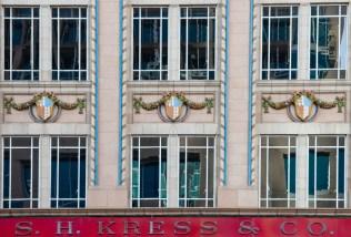 S.H. Kress and Co. Building | Photo © 2011 Bullet, www.abandonedfl.com