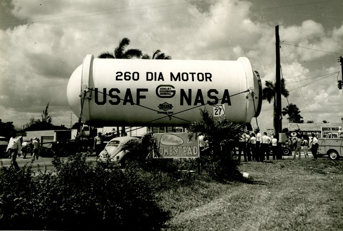 1965 260 in. motor