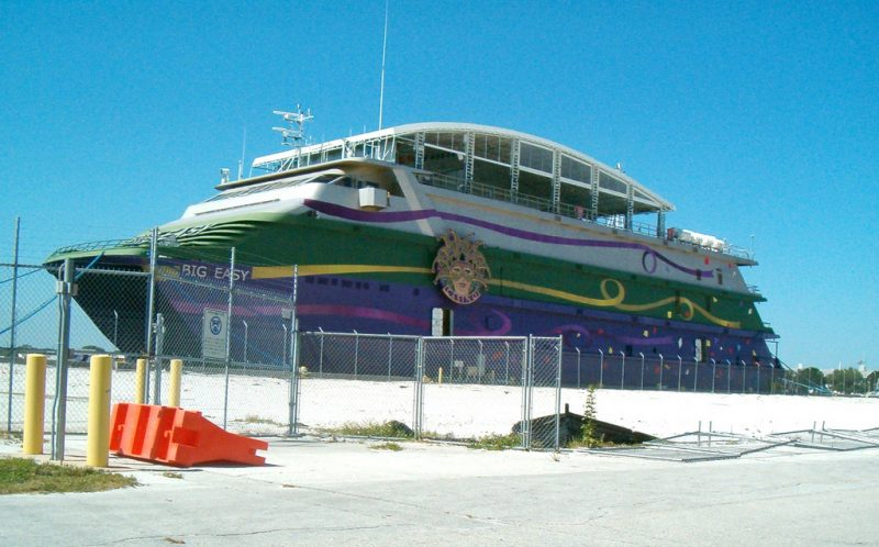 'Big Easy' Riverboat Casino | Photo by unprose, 2008