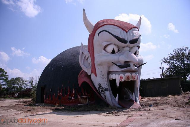 miracle strip amusement park abandoned florida rh abandonedfl com