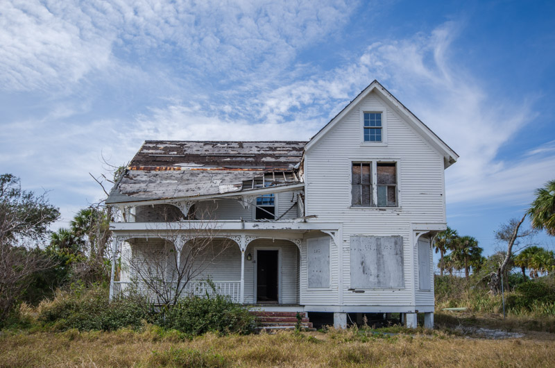 William Robinson House | Photo © 2012 Bullet, www.abandonedfl.com