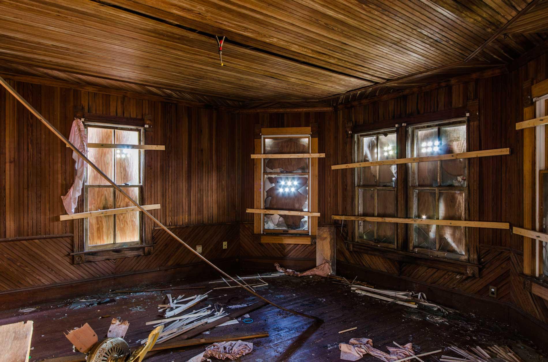 William Robinson House Abandoned Florida