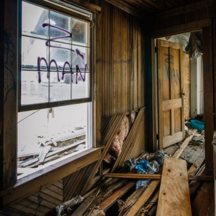 William Robinson House | Photo © 2012 Bullet, www.abandonedfl.com