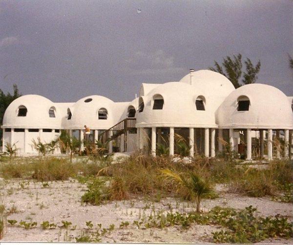 Cape Romano Dome House Abandoned Florida