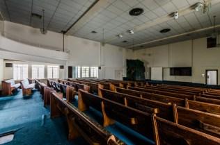 Central Christian Church | Photo © 2014 Bullet, www.abandonedfl.com