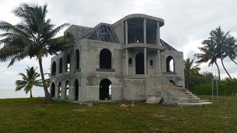 West Bend Ford >> Craig Key Abandoned Mansion   Abandoned Florida