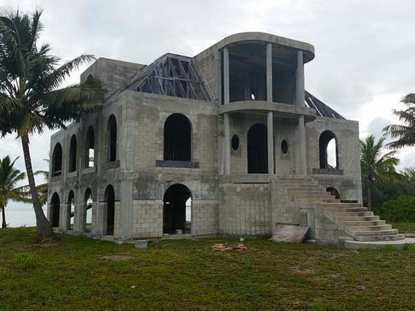 Craig Key Abandoned Mansion