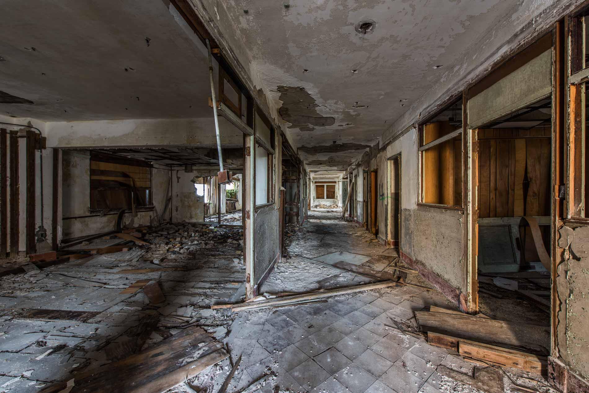 Florida Baptist Convention Building | Abandoned Florida