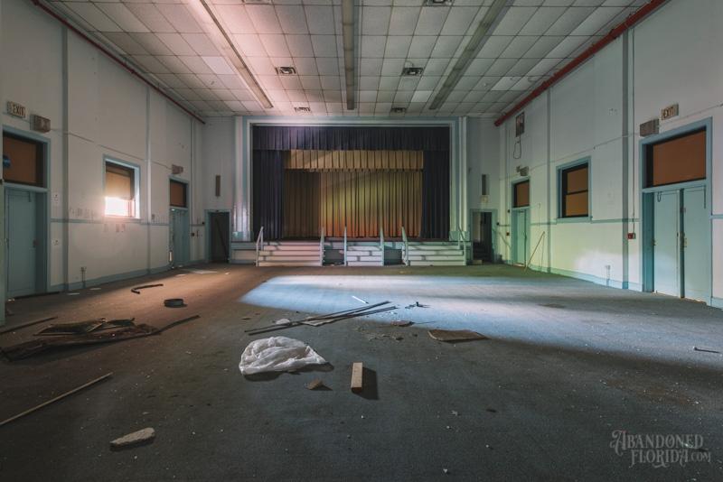 Public School No 8 Abandoned Florida