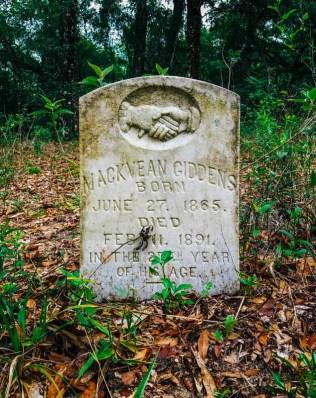 Oriole Cemetery | Photo © 2017 Bullet, www.abandonedfl.com