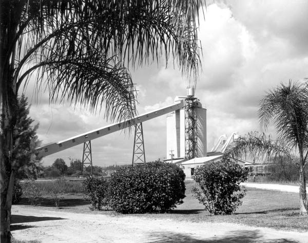 Noralyn Mine, 1957 - Photo courtesy of Florida Memory