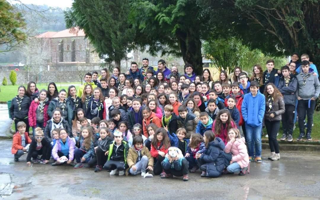 Grupo Scout Cachon de Maliaño, solidaridad sin fronteras