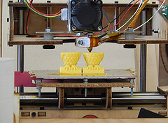 Búhos en impresora 3D