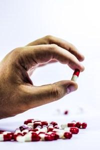 medicamento en cápsulas