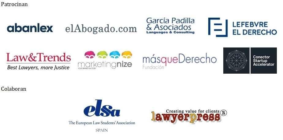 Patrocinadores de Nuevos Juristas