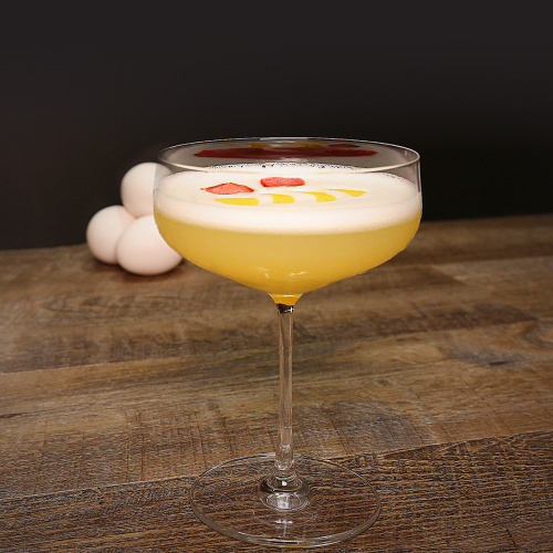 Egg Whites in Cocktails: Why use Them and How to do it Safely