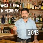 What's New in Mixology in 2013