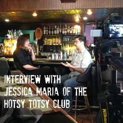Interview with Hotsy Totsy's Jessica Maria