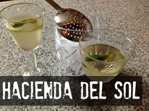 Cocktail - Hacienda del sol