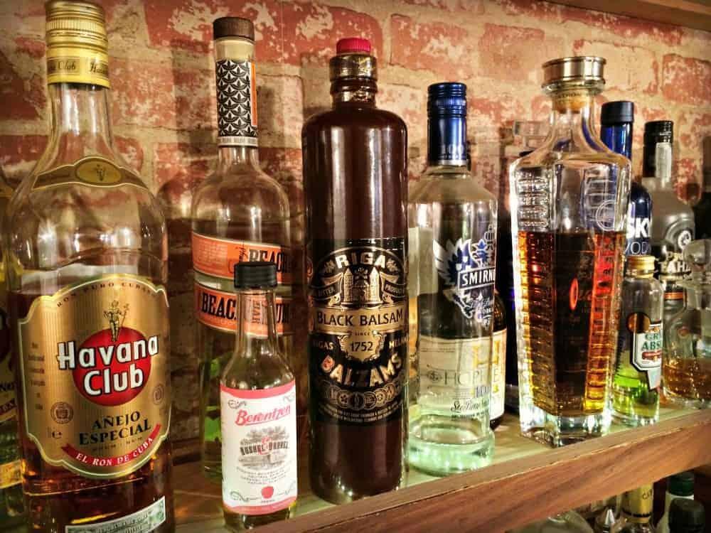Black Balsam Cocktail