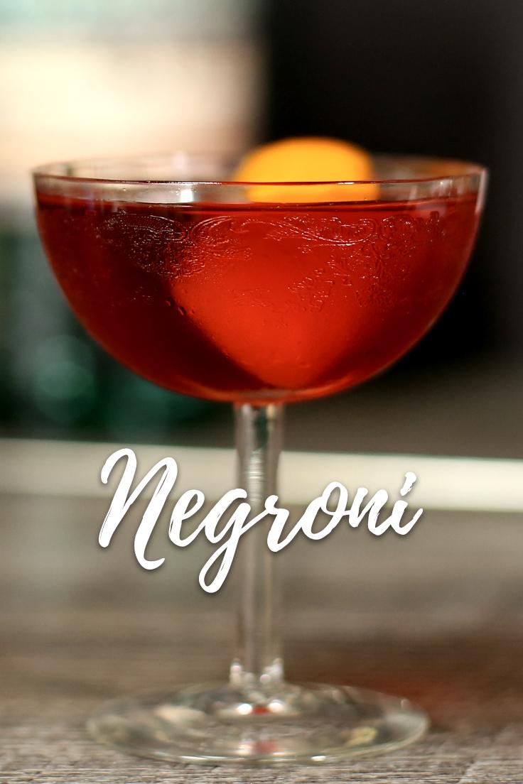 Classic Negroni