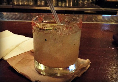 Caged Heat Margarita